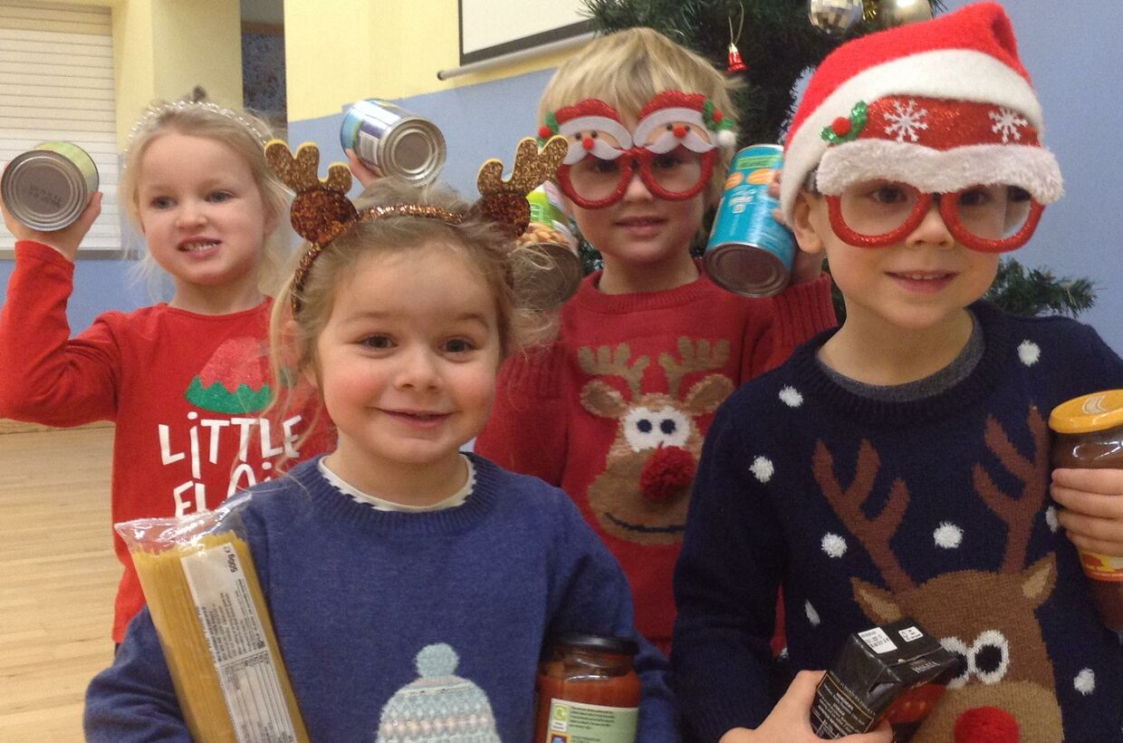 Festive Foodbank Collection