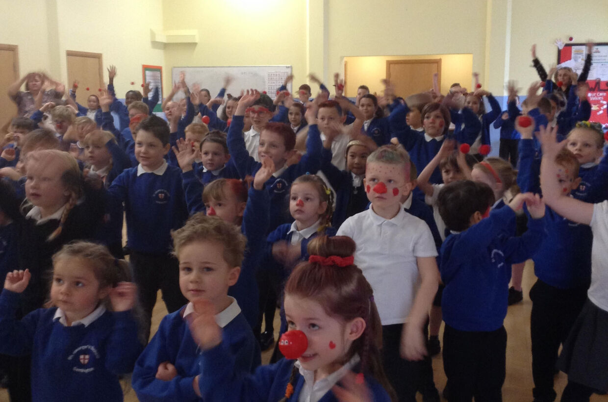 Red Nose Day Antics!