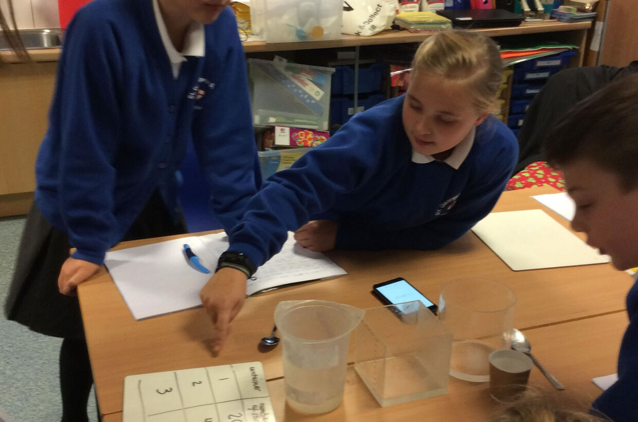 Kingfishers are Hands on with Science