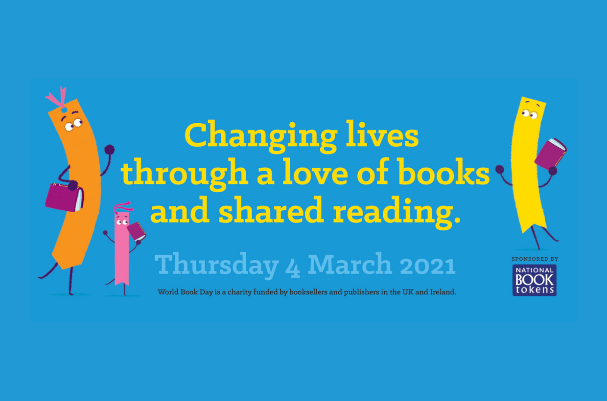 World Book Day and The Joy of Reading